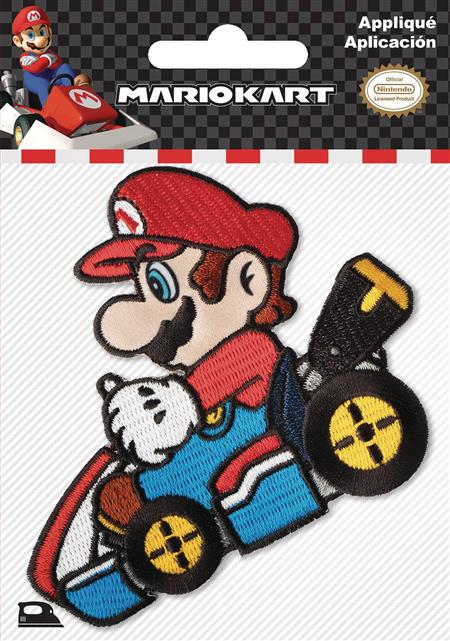 NINTENDO MARIO KART FLAG PATCH (C: 1-1-2)