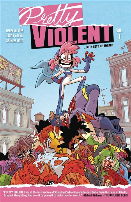 PRETTY VIOLENT TP VOL 01 (MR)