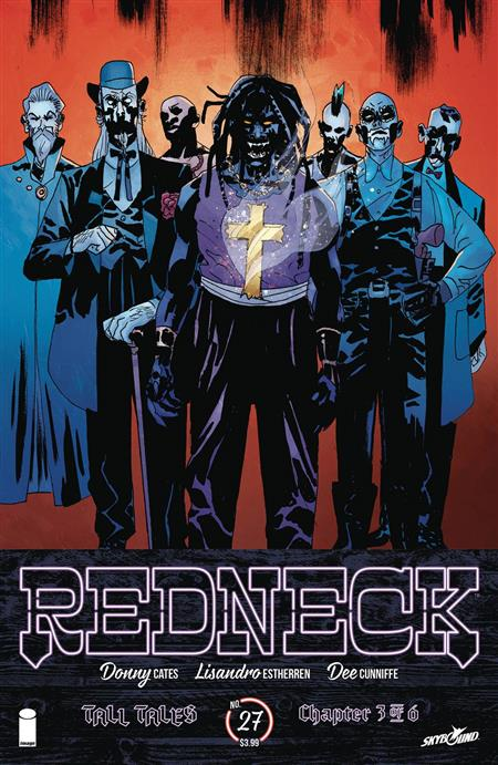 REDNECK #27 (MR)