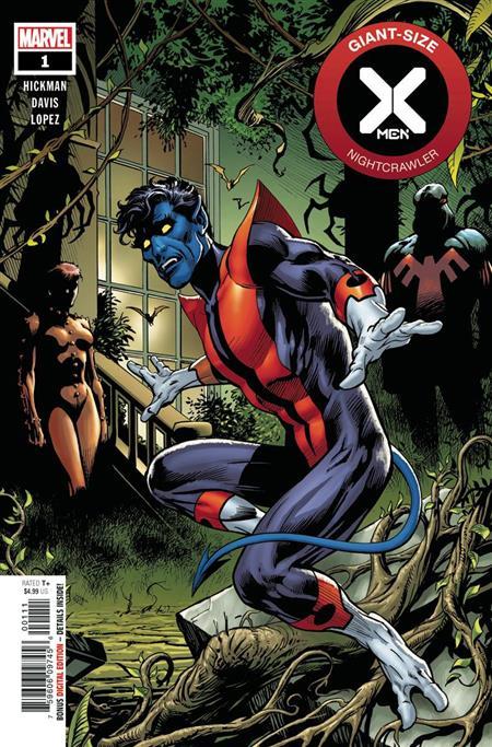 X-MEN GIANT SIZE NIGHTCRAWLER #1 DX