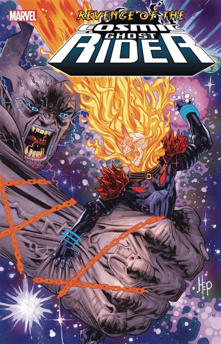 REVENGE OF COSMIC GHOST RIDER #4 (OF 5)