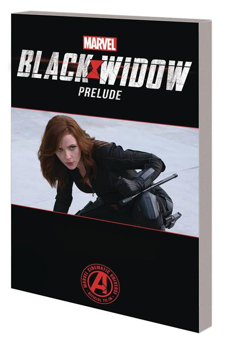 MARVELS BLACK WIDOW PRELUDE TP
