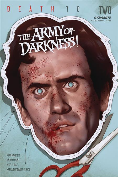 DEATH TO ARMY OF DARKNESS #2 CVR A OLIVER