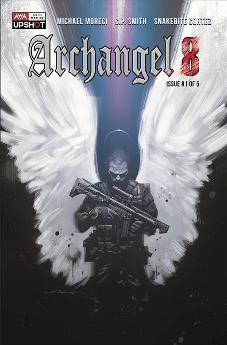 ARCHANGEL 8 #1 (OF 5) (MR)