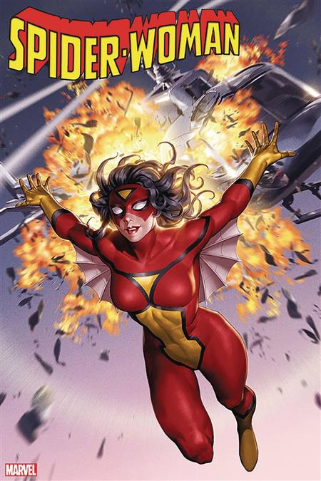 SPIDER-WOMAN #1 CGC VAR (C: 0-1-2)