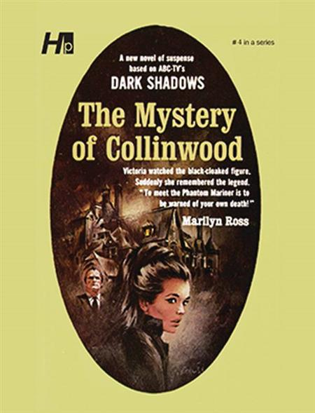 DARK SHADOWS PAPERBACK LIBRARY NOVEL VOL 04 MYSTERY OF COLLI