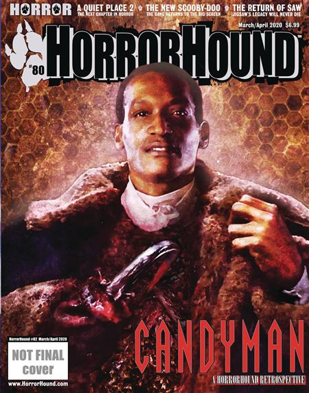 HORRORHOUND #82 (C: 0-1-1)
