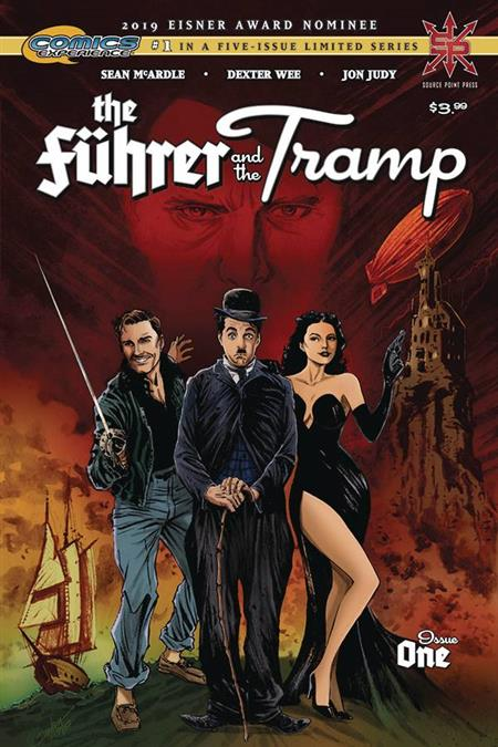 FUHRER AND THE TRAMP #1 (OF 5) (C: 1-0-0)