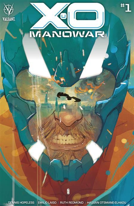 X-O MANOWAR (2020) #1 CVR A WARD