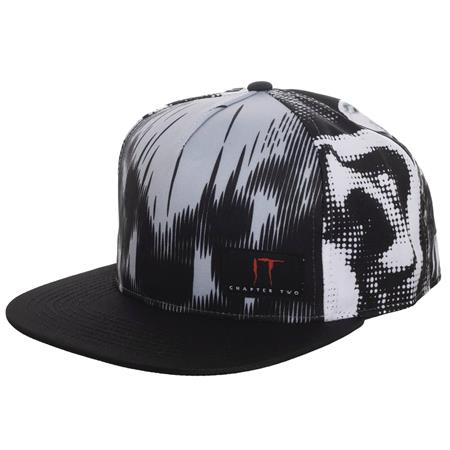 IT SUBLIMATED SNAPBACK CAP (C: 0-0-2)