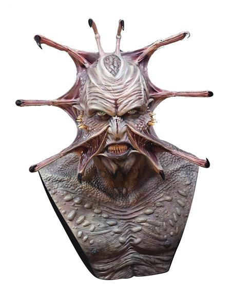 JEEPERS CREEPERS LIFE-SIZE CREEPER BUST (C: 0-1-2)