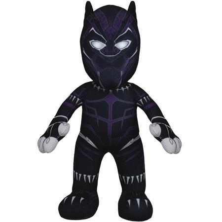 MARVEL HEROES BLACK PANTHER 10IN PLUSH FIGURE (C: 1-1-2)