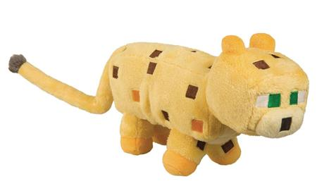 MINECRAFT OCELOT 14IN PLUSH (C: 1-1-2)