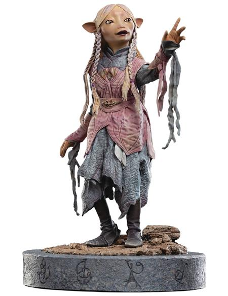 DARK CRYSTAL BREA THE GELFLING 1/6 SCALE POLYSTONE STATUE (C
