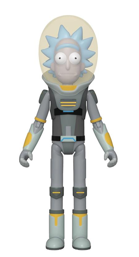 FUNKO RICK & MORTY SPACE SUIT RICK AF (C: 1-1-2)