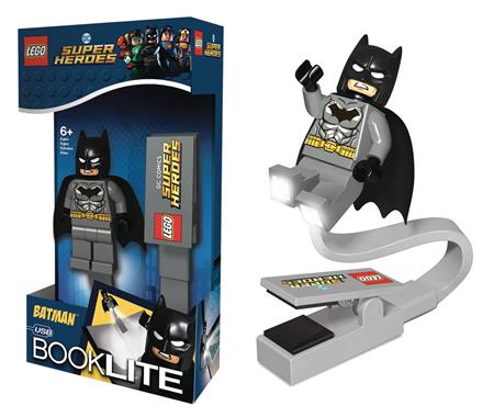 DC HEROES LEGO BATMAN USB BOOK LIGHT (C: 1-1-2)