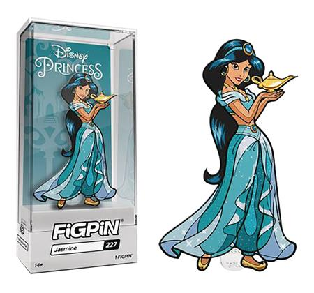 FIGPIN DISNEY JASMINE PIN (C: 1-1-1)