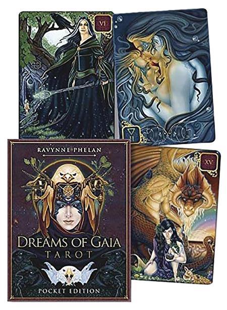 DREAMS OF GAIA TAROT DECK POCKET EDITION (C: 1-1-1)