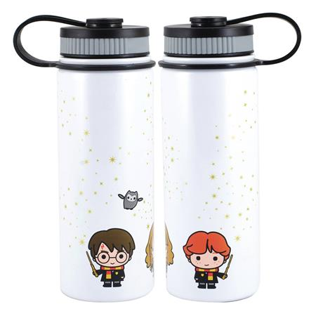 HARRY POTTER CHIBI FIGURES 550ML CANTEEN (C: 1-0-1)
