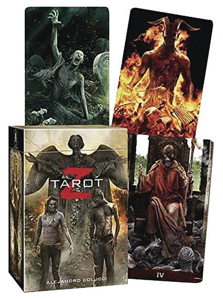 TAROT Z TAROT DECK (C: 1-1-1)