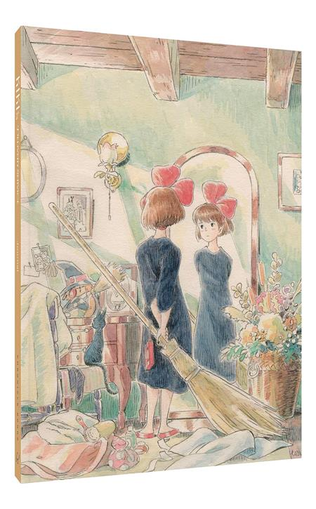 KIKIS DELIVERY SERVICE JOURNAL (C: 1-1-2)