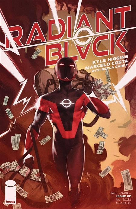 RADIANT BLACK #2 CVR B GRECO