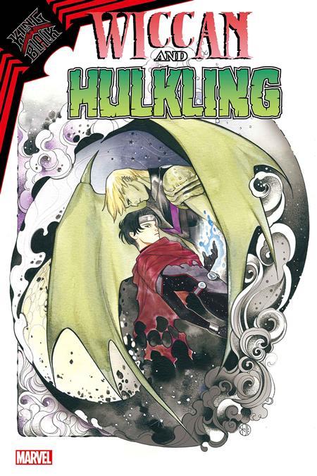 KING IN BLACK WICCAN AND HULKING #1 MOMOKO STORMBREAKERS VAR