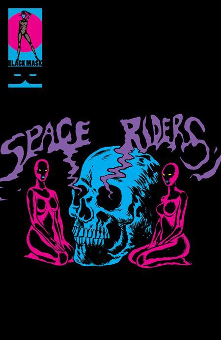 SPACE RIDERS VORTEX OF DARKNESS #4 (MR)