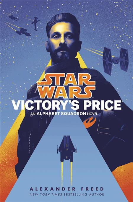 STAR WARS ALPHABET SQUADRON HC NOVEL VICTORYS PRICE (C: 0-1-