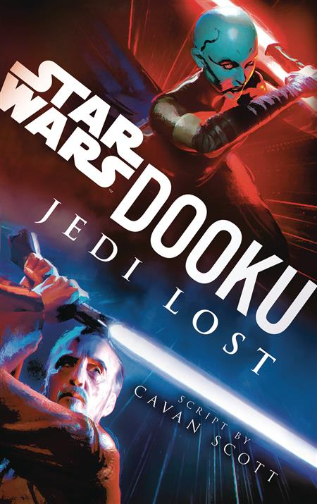 STAR WARS DOOKU JEDI LOST SC NOVEL (C: 0-1-0)