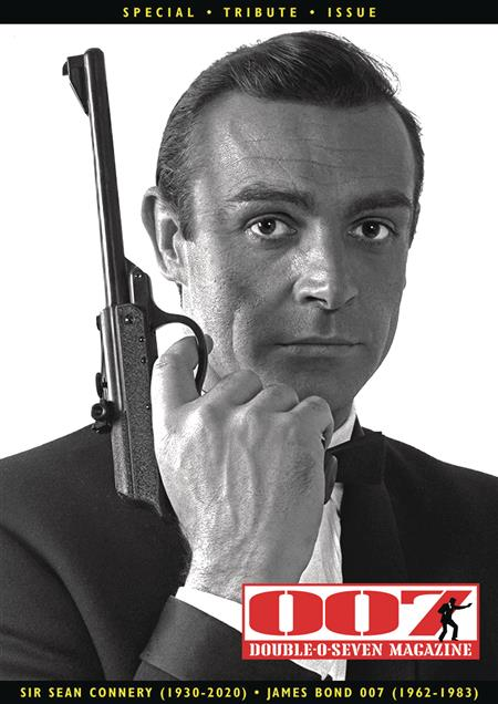 007 MAGAZINE SIE SEAN CONNERY TRIBUTE SPECIAL (C: 0-1-1)