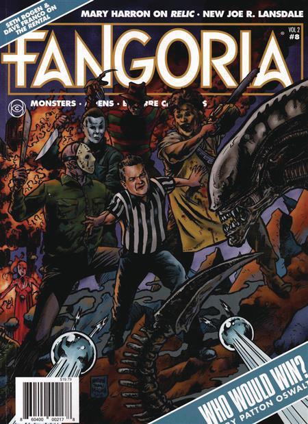 FANGORIA VOL 2 #11