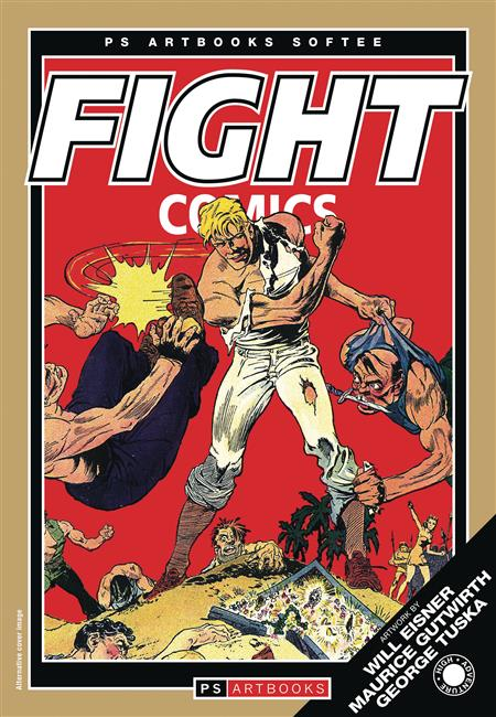 GOLDEN AGE CLASSICS FIGHT COMICS SOFTEE VOL 01 (C: 0-1-1)