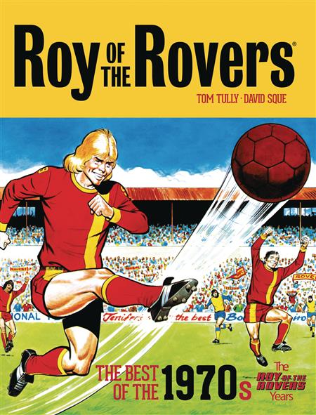 ROY OF THE ROBERS BEST OF 70`S HC
