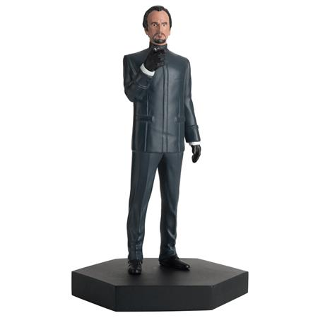 DOCTOR WHO FIGURINES COLLECTION #1 THE MASTER BOX SET #1 CLA