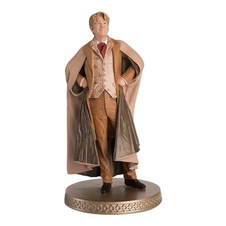 HP WIZARDING WORLD FIG COLLECTION #57 GILDEROY LOCKHART (C: