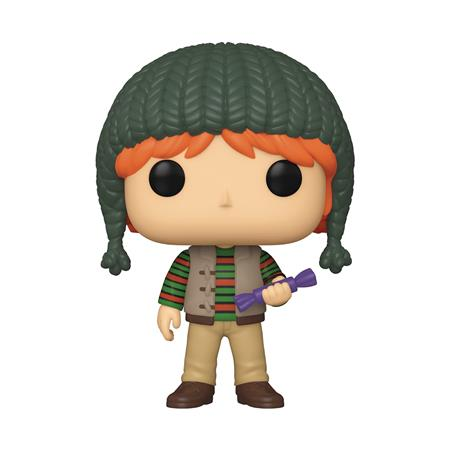 POP HP HOLIDAY RON WEASLEY VIN FIG (C: 1-1-2)