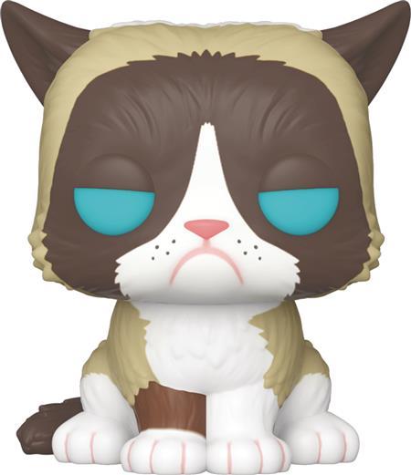 POP ICONS GRUMPY CAT VIN FIG (C: 1-1-2)