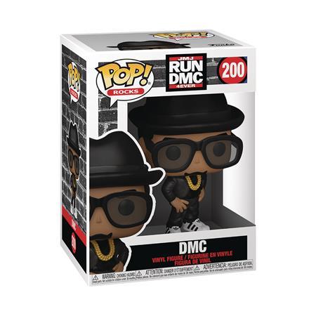 POP ROCKS RUN-DMC DMC VINYL FIGURE (C: 1-1-2)