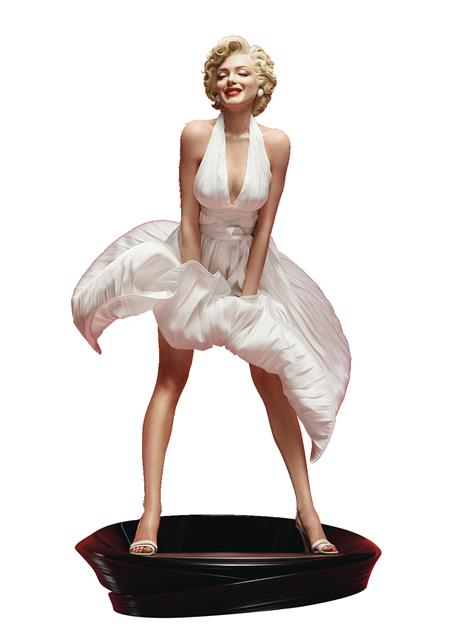 MARILYN MONROE 1/4 SUPERB SCALE STATUE (Net) (C: 1-1-2)