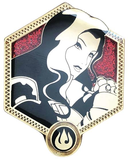 LEGEND OF KORRA GOLDEN ASAMI PIN (C: 1-1-2)
