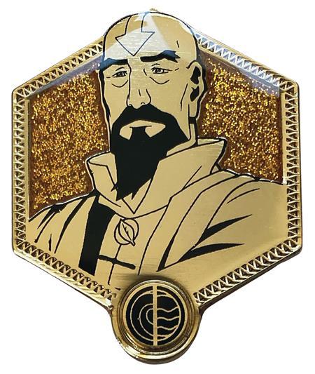 LEGEND OF KORRA GOLDEN TENZIN PIN (C: 1-1-2)