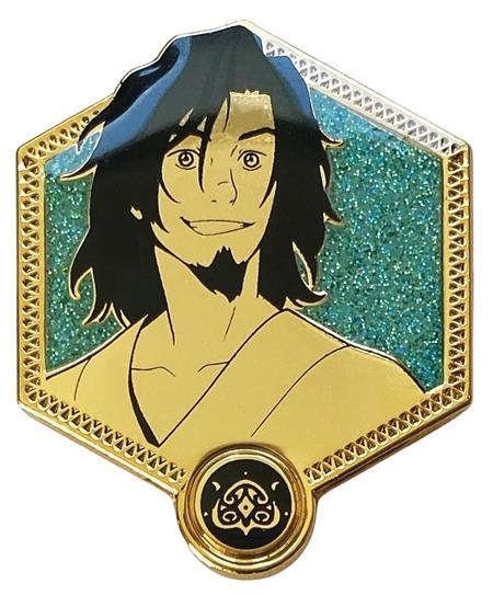 LEGEND OF KORRA GOLDEN WAN PIN (C: 1-1-2)