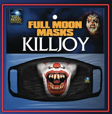 FULL MOON SERIES 2 KILLJOY MASK (Net) (C: 0-1-1)