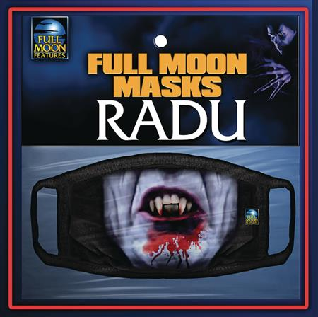 FULL MOON SERIES 2 RADU MASK (Net) (C: 0-1-1)