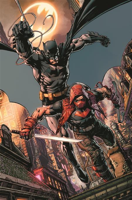 BATMAN URBAN LEGENDS #1 CVR B DAVID FINCH BATMAN RED HOOD VAR