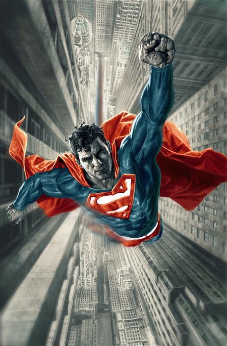 SUPERMAN RED & BLUE #1 (OF 6) CVR B LEE BERMEJO VAR