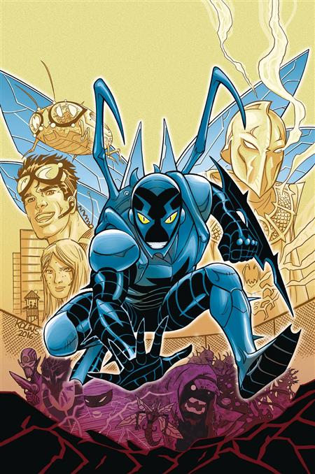 BLUE BEETLE #1 *REBIRTH OVERSTOCK*