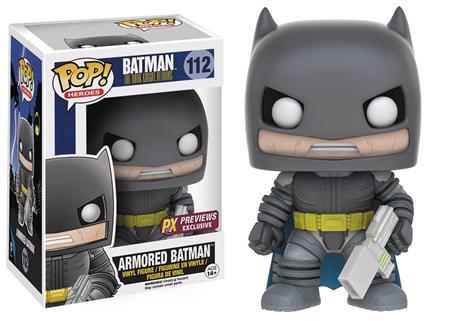 "DC-Figs ***The Dark Knight Returns*** Armoured Batman 6/"" EXCELLENT VALUE"