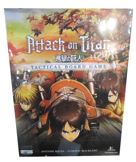 Attack On Titan Tactical Board Game (C: 1-1-2)